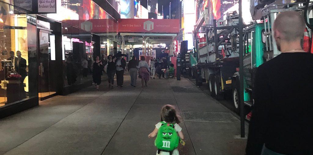 Nossa viagem a NY – o planejado e o que deu para fazer